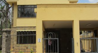 Townhouses for Sale in a Gated Community in Lavington